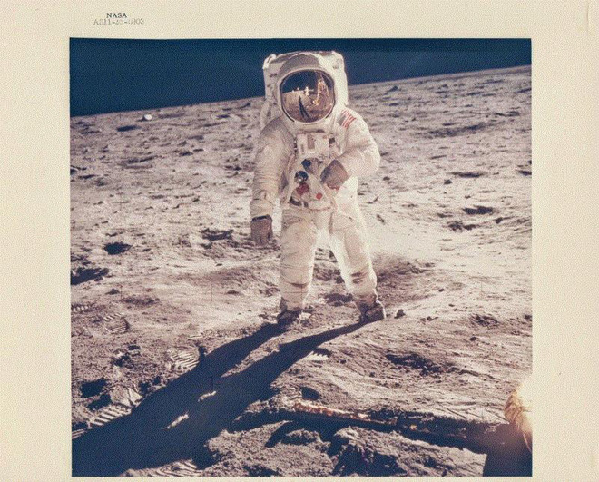 Ảnh hiếm ấn tượng về vũ trụ của NASA từ những năm 1960 - 1980 - Ảnh 10.