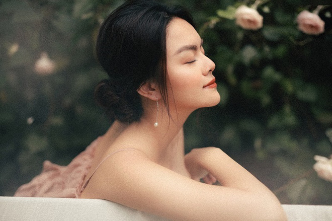 Phạm Quỳnh Anh: Bạn bè tôi toàn hỏi có phải quay lại với anh Quang Huy rồi không? - ảnh 6