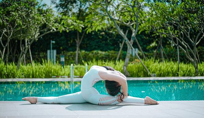 Câu chuyện đời thay đổi khi ta thay đổi của cô gái vàng Yoga VN: Bài học từ thủ tướng Ấn Độ - Ảnh 9.