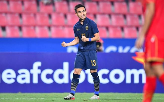Thành tích thua kém Quang Hải, sao Thái Lan vẫn đoạt giải thưởng tại VCK U23 châu Á