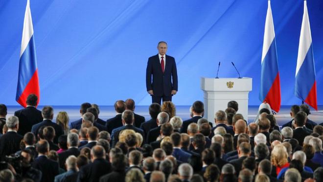 Sau 20 năm nắm quyền lực: Tổng thống Putin sắp dọn đường cho việc nghỉ ngơi vẽ tương lai nước Nga sau năm 2024? - Ảnh 1.