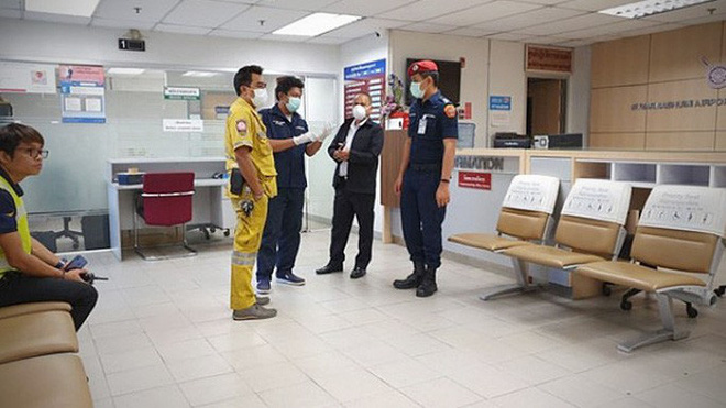 Công dân Hungary chết bí ẩn ở phòng giam sân bay Thái Lan - ảnh 2