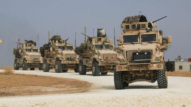 Mỹ cắt đứt hoàn toàn khả năng tiếp cận căn cứ El Kamyshli của binh sĩ Nga - Ảnh 13.