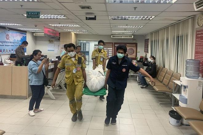 Công dân Hungary chết bí ẩn ở phòng giam sân bay Thái Lan - ảnh 3