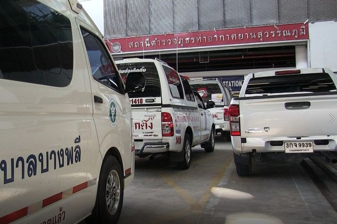 Công dân Hungary chết bí ẩn ở phòng giam sân bay Thái Lan - ảnh 4