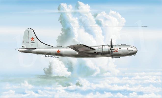 Liên Xô đã bí mật sao chép máy bay ném bom mạnh nhất của Mỹ - ảnh 1