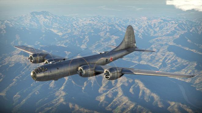 Liên Xô đã bí mật sao chép máy bay ném bom mạnh nhất của Mỹ - ảnh 12