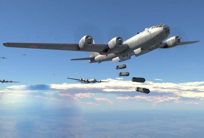 Liên Xô đã bí mật sao chép máy bay ném bom mạnh nhất của Mỹ - ảnh 16