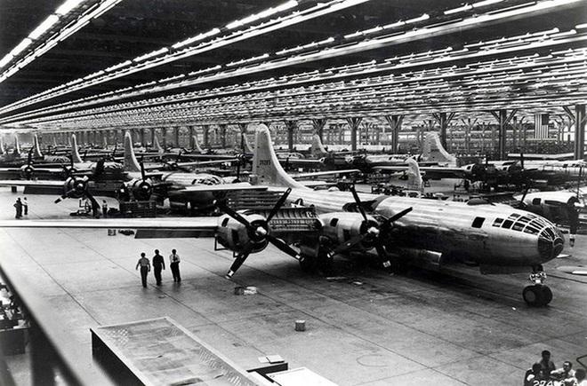 Liên Xô đã bí mật sao chép máy bay ném bom mạnh nhất của Mỹ - ảnh 19