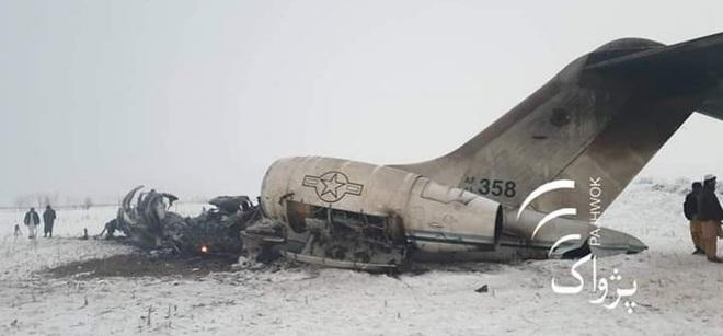 Máy bay do thám tối tân của Mỹ rơi ở Afghanistan: Toàn bộ phi hành đoàn thiệt mạng - Ảnh 1.