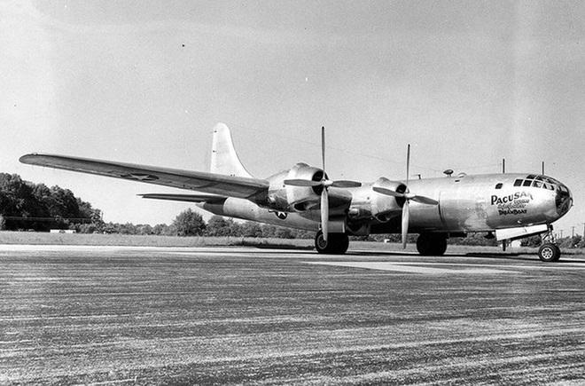 Liên Xô đã bí mật sao chép máy bay ném bom mạnh nhất của Mỹ - ảnh 22