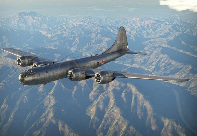 Liên Xô đã bí mật sao chép máy bay ném bom mạnh nhất của Mỹ - ảnh 5