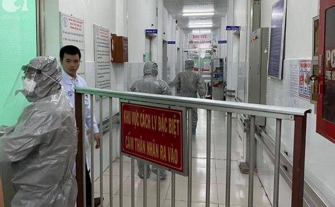 Một bệnh nhân điều trị tại Bệnh viện Chợ Rẫy đã âm tính với virus corona