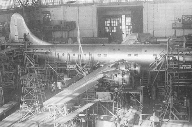 Liên Xô đã bí mật sao chép máy bay ném bom mạnh nhất của Mỹ - ảnh 6