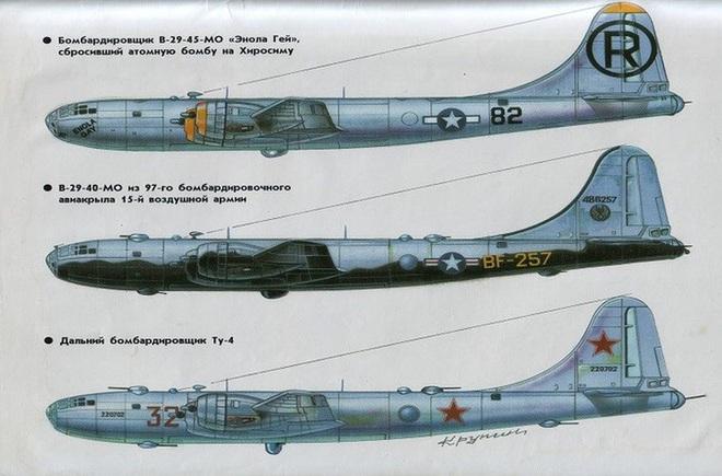 Liên Xô đã bí mật sao chép máy bay ném bom mạnh nhất của Mỹ - ảnh 7