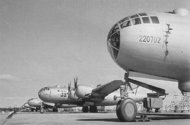 Liên Xô đã bí mật sao chép máy bay ném bom mạnh nhất của Mỹ - ảnh 9
