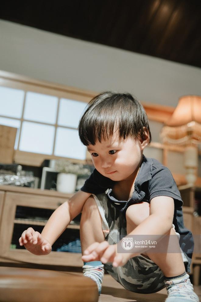 Hoá ra bé Sa là 'bản sao thất lạc' lúc nhỏ của Sơn Tùng M-TP: Con mẹ Quỳnh Trần JP sau này không hot boy cũng cực phẩm 'vạn người mê'! - ảnh 3