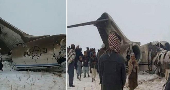 Máy bay do thám tối tân của Mỹ rơi ở Afghanistan: Toàn bộ phi hành đoàn thiệt mạng - Ảnh 3.