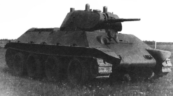 """""""Huyền thoại"""" xe tăng T-34: Chặng đường 80 năm hoàn thiện và phát triển - Ảnh 1."""