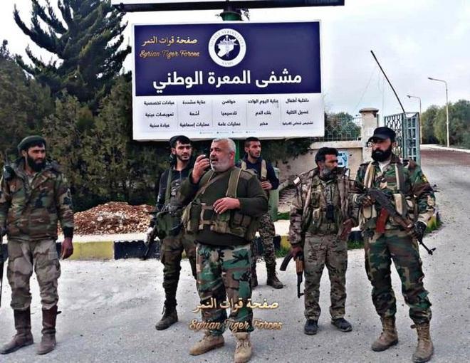 Phiến quân vỡ trận, QĐ Syria thần tốc giải phóng Maarat al-Numan: Cánh cửa vào Idlib đã mở - Ảnh 2.