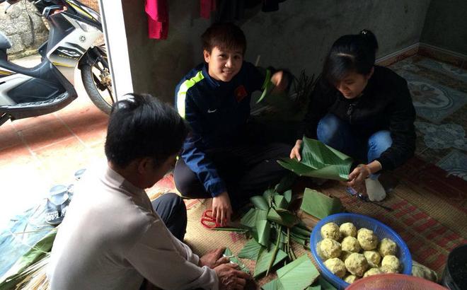 Nữ Beckham Việt Nam: