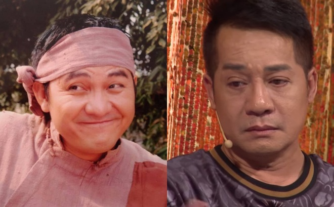 Minh Nhí bật khóc kể lại thời phải vào rừng rú, ăn cám heo với cố nghệ sĩ Anh Vũ
