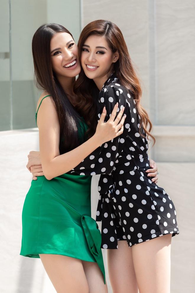Á hậu Kim Duyên: Chị Khánh Vân có tính manly, ga lăng nhưng tôi không nghi ngờ gì về giới tính của chị - Ảnh 3.