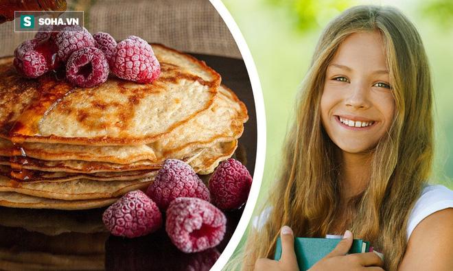 Mỗi lứa tuổi cần có một chế độ ăn phù hợp: Đây là lời khuyên cho từng giai đoạn của bạn - Ảnh 1.