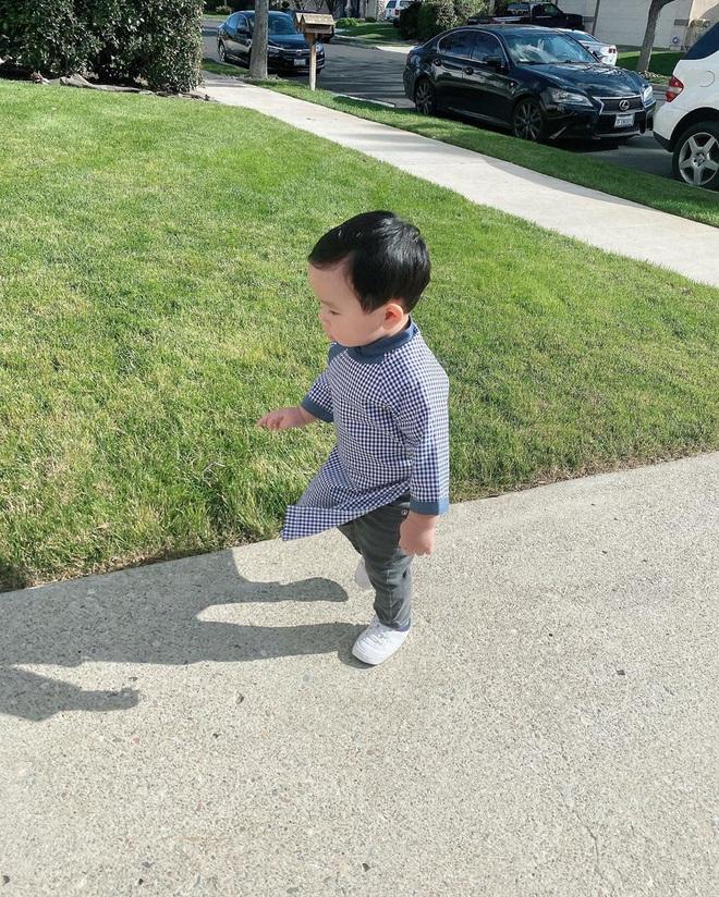 Phạm Hương lại khoe con trai mới hơn 1 tuổi nhưng đã biết làm điều khiến mẹ tự hào này - ảnh 2