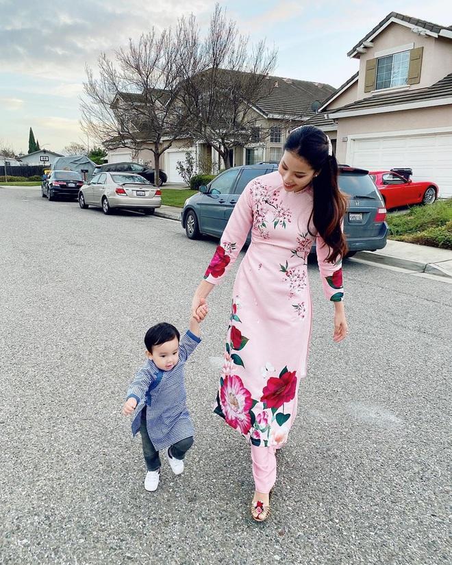 Phạm Hương lại khoe con trai mới hơn 1 tuổi nhưng đã biết làm điều khiến mẹ tự hào này - ảnh 3