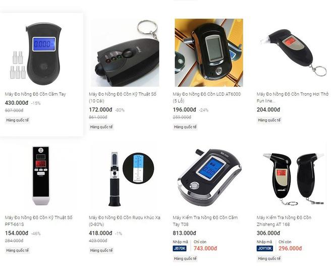 Dân tình đua nhau tìm mua máy đo nồng độ cồn cầm tay, nhưng hãy cẩn thận với các thiết bị siêu rẻ này - Ảnh 3.