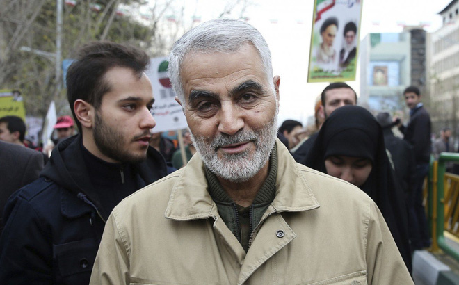Tướng Iran vừa bị Mỹ ám sát từng nhiệt tình chỉ huy chiến dịch giải cứu phi công Nga gặp nạn dù bị thương