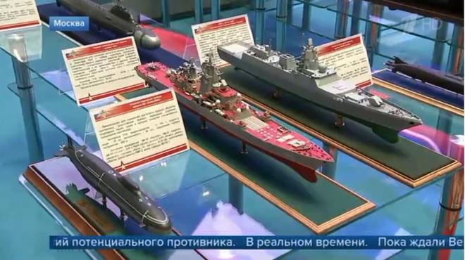 Nga chơi chiêu cũ – vô tình để lộ tàu ngầm bí mật: Lời đáp trả cực gắt dành cho HQ Mỹ - Ảnh 1.