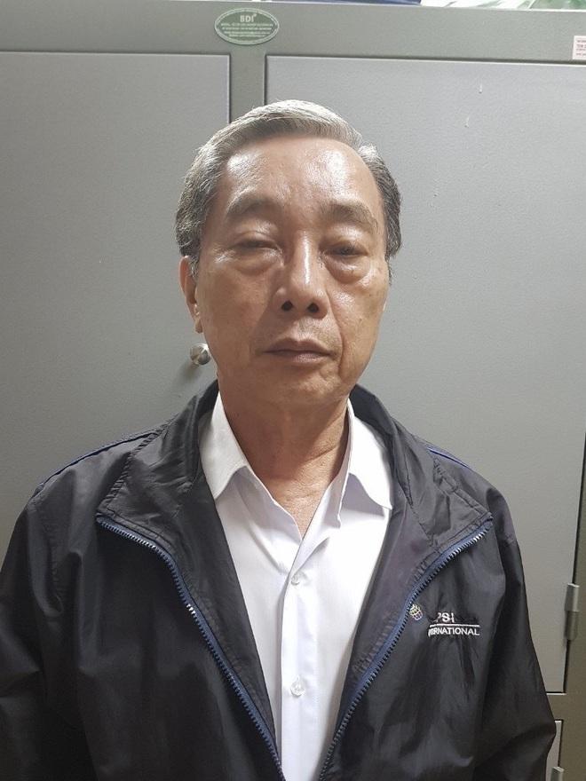 Khởi tố bị can, bắt tạm giam 2 nguyên Phó Chánh Văn phòng UBND TP.HCM - Ảnh 2.