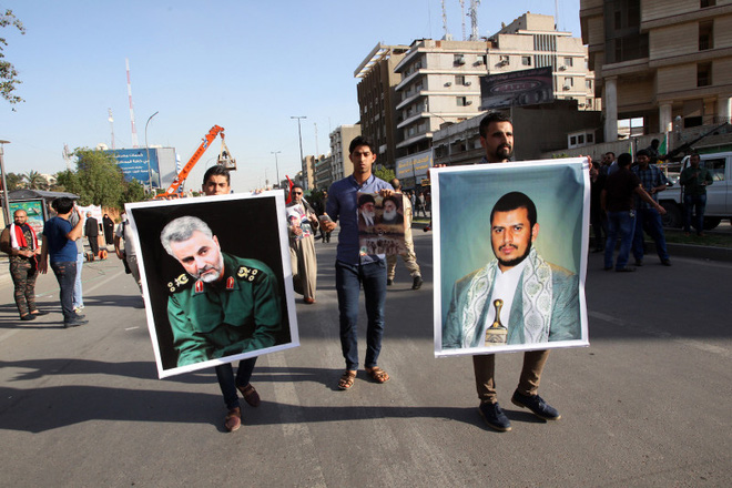 Đầu não của Iran bị giết hại ở Iraq: 3 kịch bản đòn thù giáng vào Mỹ ở Trung Đông? - ảnh 4
