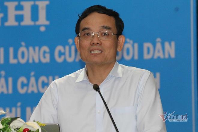 Phó bí thư Thành ủy TP HCM: 95% dân hài lòng, lãnh đạo chỉ có đi ăn giỗ tối ngày - Ảnh 1.