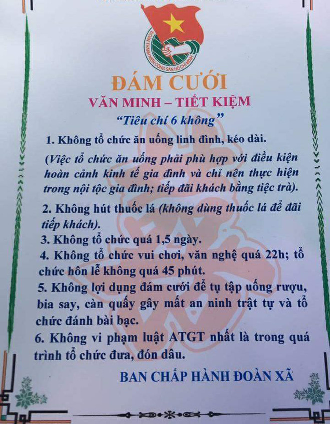 Hàng trăm đám cưới 6 KHÔNG của thanh niên Ninh Bình - Ảnh 3.