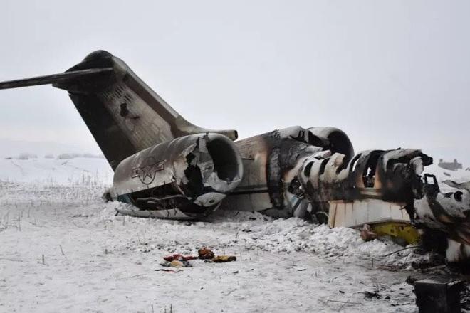 Máy bay quân sự tối tân rơi liên tiếp: Cả Mỹ và Nga đều hứng vận đen đầu năm 2020 - Ảnh 1.