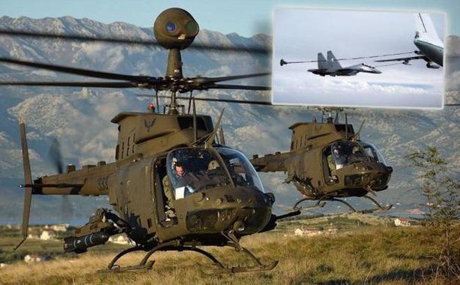 """Máy bay quân sự tối tân rơi liên tiếp: Cả Mỹ và Nga đều hứng """"vận đen"""" đầu năm 2020"""