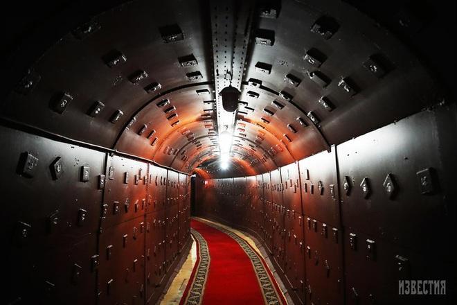 Bunker 42: Căn cứ quân sự bí mật dưới lòng Moscow - Ảnh 3.