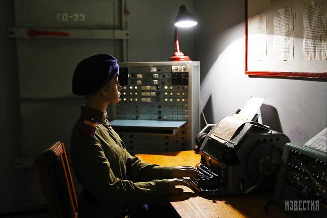 Bunker 42: Căn cứ quân sự bí mật dưới lòng Moscow - Ảnh 4.