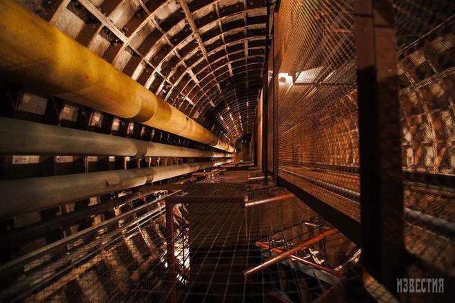 Bunker 42: Căn cứ quân sự bí mật dưới lòng Moscow - Ảnh 6.