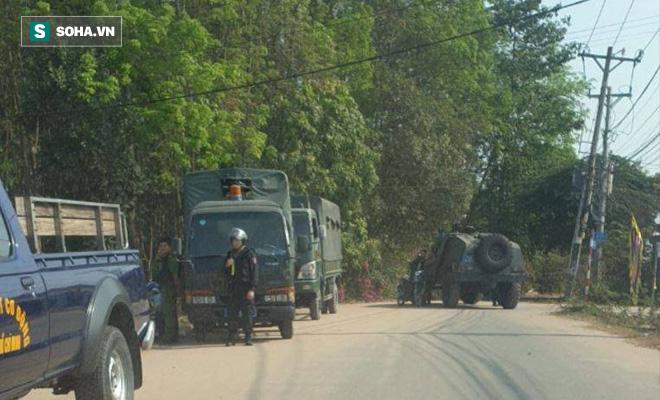 500 cảnh sát trang bị vũ khí đang truy bắt kẻ bắn chết 5 người ở Sài Gòn: Dùng flycam để áp sát vòng vây - Ảnh 11.