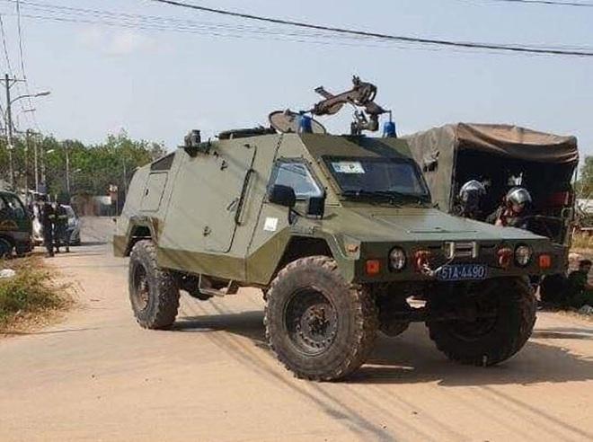 Siêu xe lực sĩ hiện đại nhất VN truy bắt kẻ bắn chết 5 người ở TP. HCM: Rất đặc biệt - Ảnh 1.