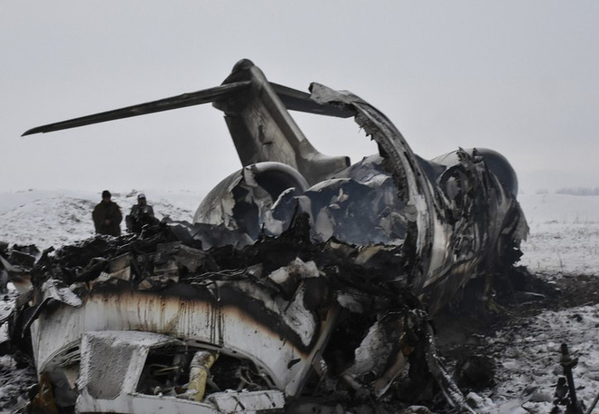 Lộ diện vũ khí thực sự đã bắn hạ máy bay chở chỉ huy tình báo Mỹ tại Afghanistan? - Ảnh 1.