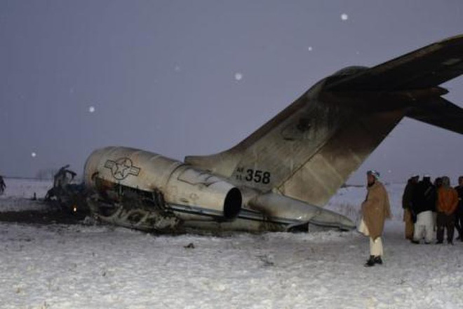Lộ diện vũ khí thực sự đã bắn hạ máy bay chở chỉ huy tình báo Mỹ tại Afghanistan? - Ảnh 2.