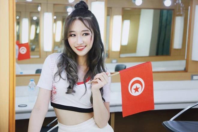 Hot girl World Cup Linh Kul từ chối lời tỏ tình của 2 thành viên nhóm Uni5 trong show hẹn hò - Ảnh 2.