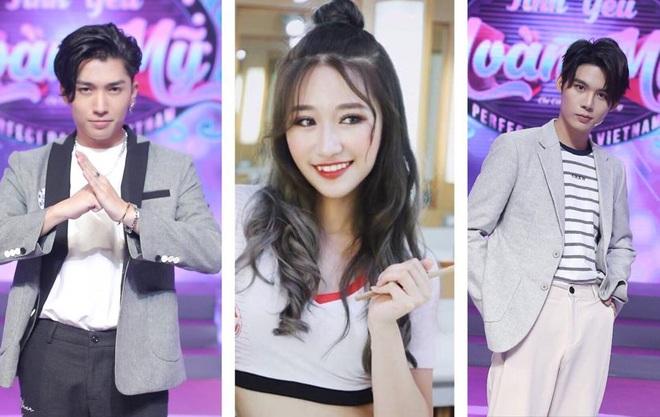 Hot girl World Cup Linh Kul từ chối lời tỏ tình của 2 thành viên nhóm Uni5 trong show hẹn hò - Ảnh 3.
