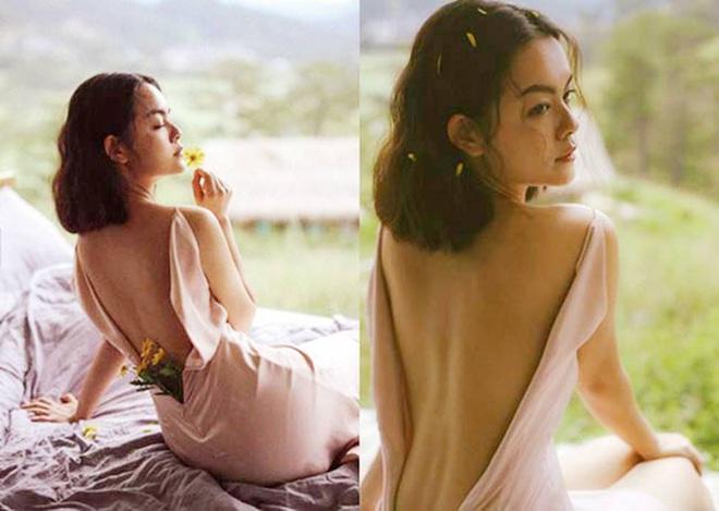 Hình ảnh bikini gợi cảm hiếm hoi của nữ ca sĩ Phạm Quỳnh Anh - Ảnh 6.
