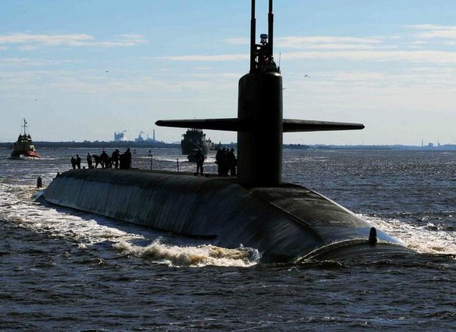 Tàu ngầm hạt nhân Mỹ tuần tra với đầu đạn hạt nhân mới - Ảnh 17.